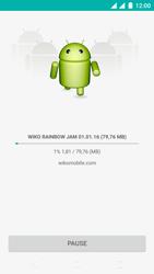 Wiko Rainbow Jam - Dual SIM - Appareil - Mises à jour - Étape 8