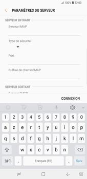 Samsung Galaxy S9 Plus - E-mail - Configuration manuelle - Étape 10