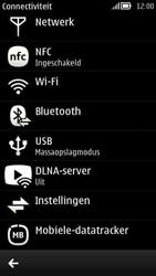 Nokia 808 PureView - Wifi - handmatig instellen - Stap 4