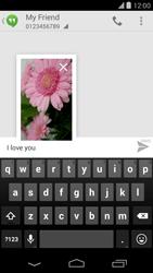 LG D821 Google Nexus 5 - MMS - Sending a picture message - Step 13