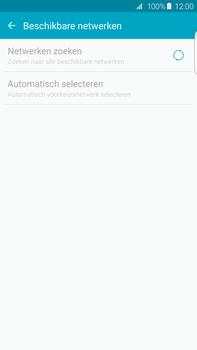 Samsung G928F Galaxy S6 edge plus - Bellen - in het buitenland - Stap 7