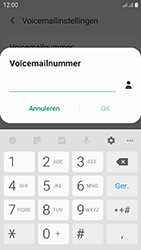 Samsung galaxy-xcover-4s-dual-sim-sm-g398fn - Voicemail - Handmatig instellen - Stap 10
