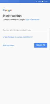 Samsung Galaxy Note 8 - E-mail - Configurar Gmail - Paso 8