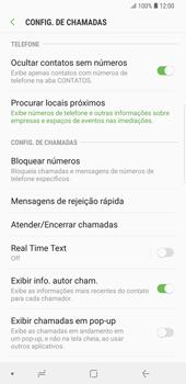 Samsung Galaxy S9 Plus - Chamadas - Como bloquear chamadas de um número específico - Etapa 8