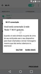 LG G5 - Wi-Fi - Como ligar a uma rede Wi-Fi -  8