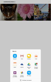 Samsung Galaxy Tab A 10.1 - Android Nougat - Contacten en data - Foto