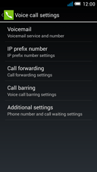 Alcatel OT-6012X Idol Mini - Voicemail - Manual configuration - Step 7