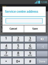 LG E430 Optimus L3 II - SMS - Manual configuration - Step 8