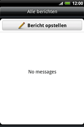 HTC A510e Wildfire S - SMS - Handmatig instellen - Stap 4