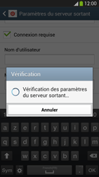 Samsung Galaxy S4 - E-mails - Ajouter ou modifier un compte e-mail - Étape 15