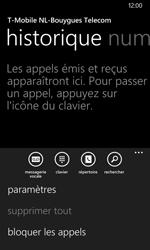 Nokia Lumia 735 - Sécuriser votre mobile - Personnaliser le code PIN de votre carte SIM - Étape 5