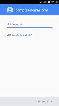 Samsung Galaxy Note 4 - E-mails - Ajouter ou modifier votre compte Gmail - Étape 10