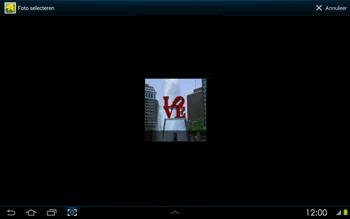 Samsung P5100 Galaxy Tab 2 10-1 - E-mail - hoe te versturen - Stap 12