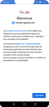 Huawei Mate 20 Lite - E-mail - 032a. Email wizard - Gmail - Étape 11