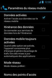 Bouygues Telecom Bs 351 - Aller plus loin - Désactiver les données à l'étranger - Étape 6