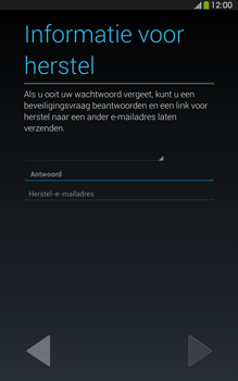 Samsung T315 Galaxy Tab 3 8-0 LTE - Applicaties - Account aanmaken - Stap 14