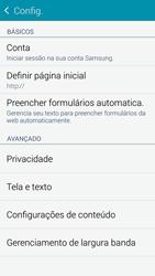 Samsung G900F Galaxy S5 - Internet (APN) - Como configurar a internet do seu aparelho (APN Nextel) - Etapa 25