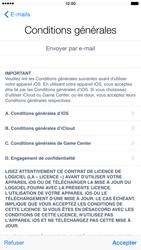 Apple iPhone 6 Plus iOS 8 - Premiers pas - Créer un compte - Étape 30