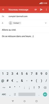 Wiko View 2 - E-mail - envoyer un e-mail - Étape 8