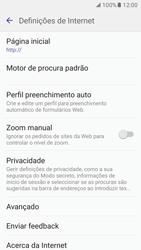 Samsung Galaxy S7 - Internet no telemóvel - Como configurar ligação à internet -  26