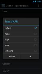 Acer Liquid S1 - Internet - Configuration manuelle - Étape 11