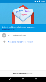 Nokia 6.1 (Dual SIM) - E-mail - Account instellen (POP3 zonder SMTP-verificatie) - Stap 22