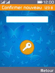 Archos F28 - Sécuriser votre mobile - Personnaliser le code PIN de votre carte SIM - Étape 11