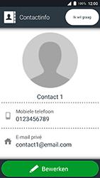 Doro 8035-model-dsb-0170 - Contacten en data - Contacten overzetten via Bluetooth - Stap 5