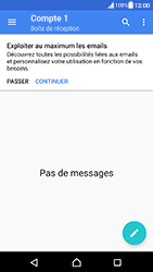 Sony Xperia XA (F3111) - Android Nougat - E-mail - Configuration manuelle - Étape 6