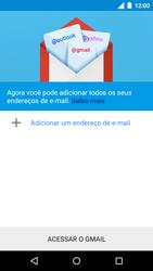 Motorola Moto G (3ª Geração) - Email - Como configurar seu celular para receber e enviar e-mails - Etapa 7
