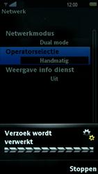 Sony Ericsson U5i Vivaz - Bellen - in het buitenland - Stap 10