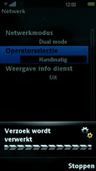 Sony Ericsson U5i Vivaz - Buitenland - Bellen, sms en internet - Stap 10