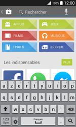 Samsung J100H Galaxy J1 - Applications - MyProximus - Étape 5