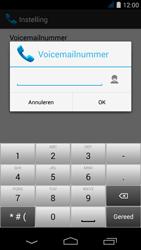 Acer Liquid Jade S - Voicemail - handmatig instellen - Stap 10