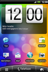 HTC A510e Wildfire S - Voicemail - handmatig instellen - Stap 2
