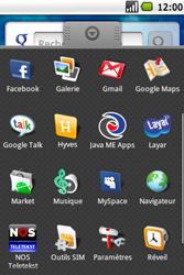 Samsung I5700 Galaxy Spica - Internet - Configuration manuelle - Étape 3