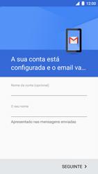 BQ Aquaris U - Email - Adicionar conta de email -  11