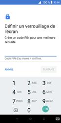 Alcatel 1X - Sécuriser votre mobile - Activer le code de verrouillage - Étape 7