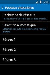 Samsung Galaxy Young 2 - Réseau - Utilisation à l