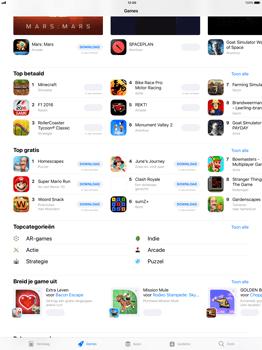 Apple iPad Pro 12.9 - iOS 11 - Applicaties - Downloaden - Stap 4