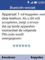 Nokia 8110-ta-1071 - Contacten en data - Contacten overzetten via Bluetooth - Stap 10