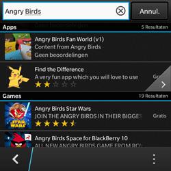 BlackBerry Q5 - Applicaties - Applicaties downloaden - Stap 5