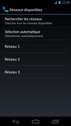 Samsung I9250 Galaxy Nexus - Réseau - Utilisation à l