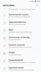 Samsung Galaxy A5 (2017) - Android Nougat - Beveiliging en privacy - zoek mijn mobiel activeren - Stap 4