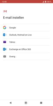 Sony Xperia XZ3 - E-mail - e-mail instellen (gmail) - Stap 8
