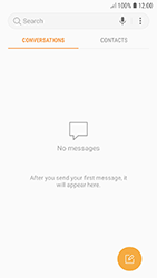 Samsung A320F Galaxy A3 (2017) - Android Oreo - MMS - Sending pictures - Step 3