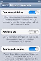 Apple iPhone 4 S iOS 6 - Internet - Utilisation à l