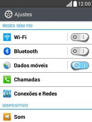 LG D100 L20 - Internet (APN) - Como configurar a internet do seu aparelho (APN Nextel) - Etapa 4