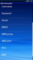 Sony Xperia X10 - Internet - Manual configuration - Step 9