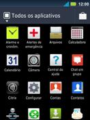 Motorola Master XT605 - Wi-Fi - Como configurar uma rede wi fi - Etapa 3
